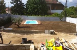 petite maçonnerie pour piscine